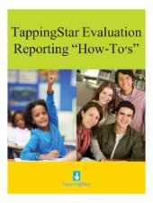 "Cover-Evaluation Reporting ""How To's"""