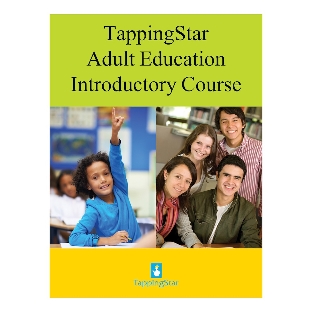 Cover-TappingStar Adult Education Introductory Course