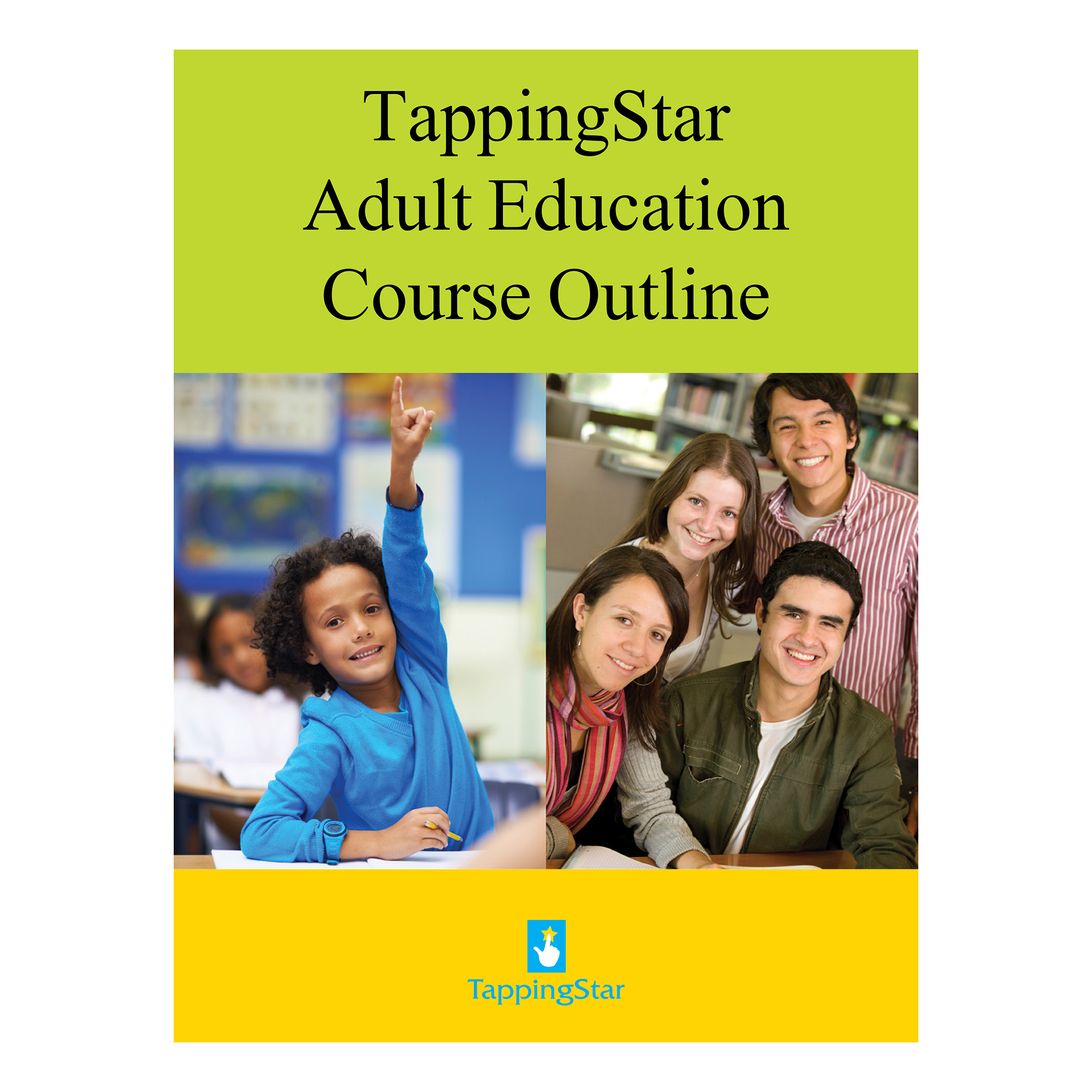 Cover-Tapping Star Adult Education Program - Course Outline