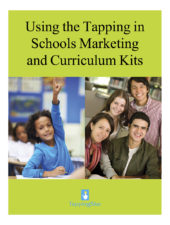 cover - Introduction to Tapping in Schools Marketing and Curriculum Kits